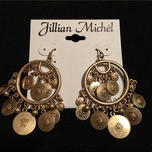 Jewelry - Gold plated chandelier earrings